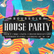 Soirée Boussole House Party