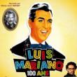 """Concert LUIS MARIANO """"Revivez la légende"""""""