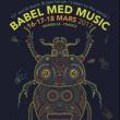 Concert SOIRÉE BABEL MED : ONEFOOT - SPEED CARAVAN TRIO