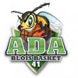 Carte CHORALE / A.D.A BLOIS BASKET 41 à ROANNE @ Halle des sports André Vacheresse - Billets & Places