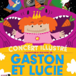 Spectacle GASTON ET LUCIE