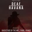 Concert DEAF HAVANA + DINOSAUR PILE-UP + GUEST à Paris @ Le Backstage by The Mill - Billets & Places