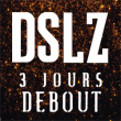 """Concert DEBOUT SUR LE ZINC - """"3 jours debout"""" PASS 3 JOURS"""