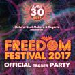 Soirée Freedom Festival Teaser : DJ EMOK, GROOVE INSPEKTORZ
