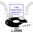 THE PEACOCK SOCIETY FESTIVAL 2017 - PASS 2 NUITS