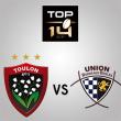 Match RC TOULON - UNION BORDEAUX BEGLES