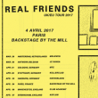 Concert REAL FRIENDS