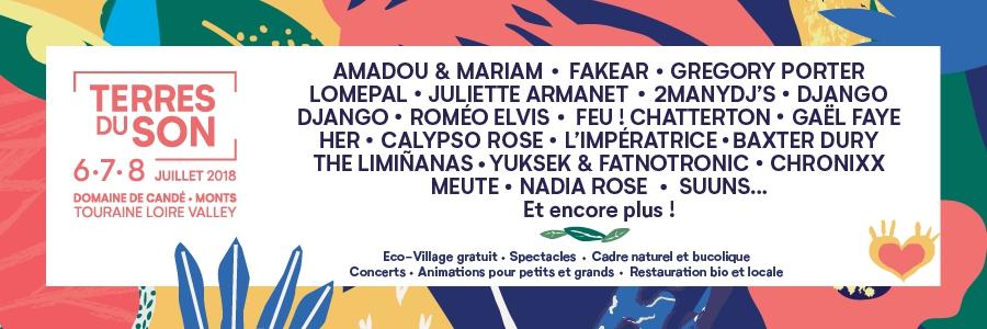 Festival Terres du Sons 2017
