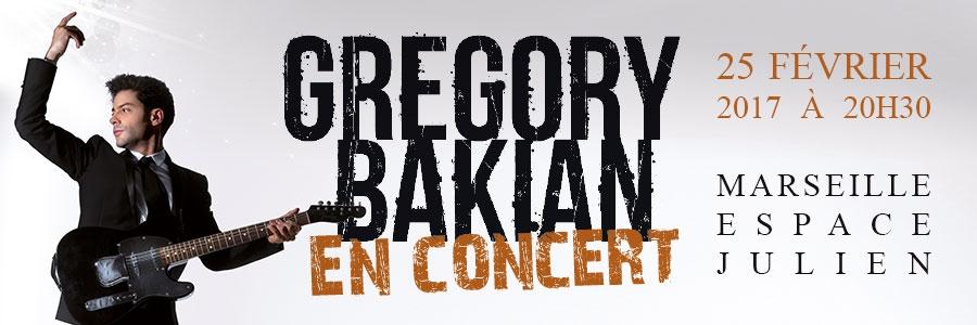 GREGORY BAKIAN