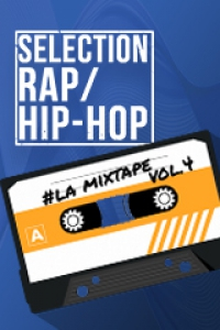 LA MIXTAPE HIP HOP VOL.4