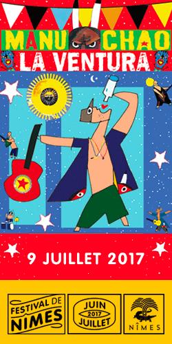 Billets MANU CHAO AND LA VENTURA TOUR 2017