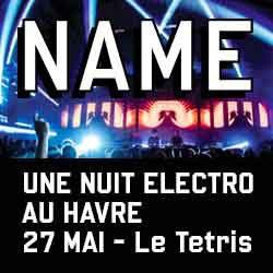 Billets NAME : Une Nuit au Havre