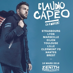 Billets Claudio Capéo