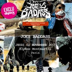 Billets JOEY BADASS