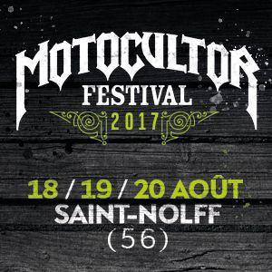 MOTOCULTOR FESTIVAL - PASS SAMEDI 19 AOÛT 2017 à Saint Nolff @ Site de Kerboulard - Billets & Places