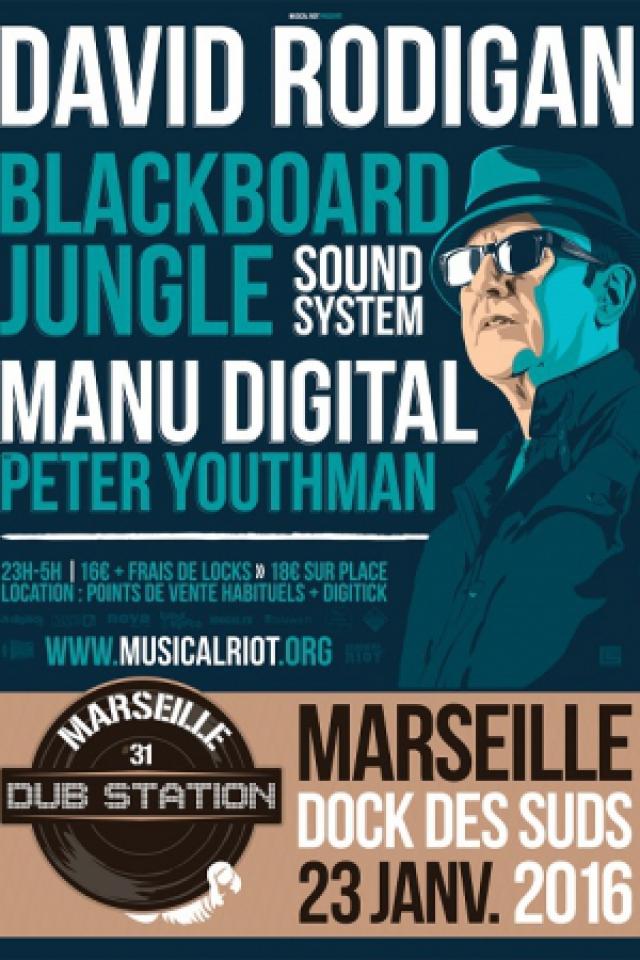Concert MARSEILLE DUB STATION 31 @ Dock des Suds - Billets & Places