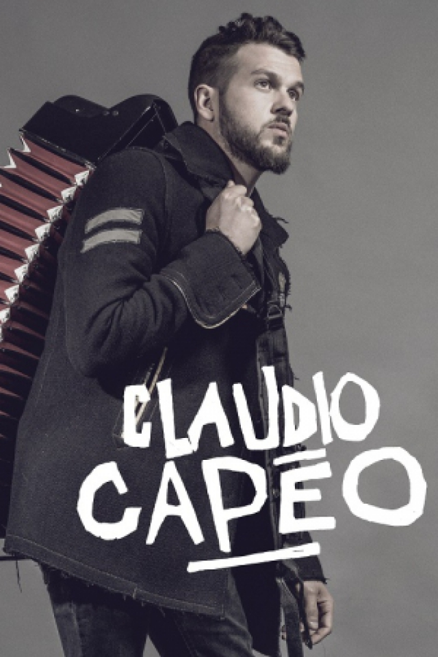 Concert CLAUDIO CAPEO à SAINT GENIEZ D'OLT @ PLACE DE LA MAIRIE - Billets & Places