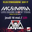Concert Electroshow 2017 à RAMONVILLE @ LE BIKINI - Billets & Places