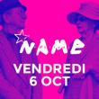 Festival NAME 2017 - VENDREDI 6 OCTOBRE