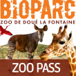 BIOPARC - ZOO PASS 2017