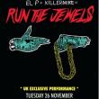 Concert EL-P + KILLER MIKE = RUN THE JEWELS à PARIS @ LE PAN PIPER - Billets & Places