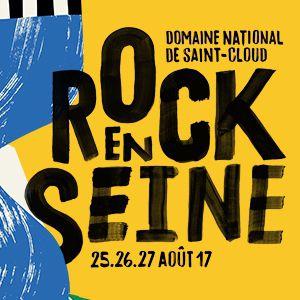Festival ROCK EN SEINE 2017 - DIMANCHE - De 39 à 49 euros à Saint-Cloud @ Domaine national de Saint-Cloud - Billets & Places