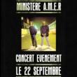 Concert MINISTERE A.M.E.R à Paris @ L'Olympia - Billets & Places