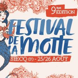 Billets FESTIVAL DE LA MOTTE 2017